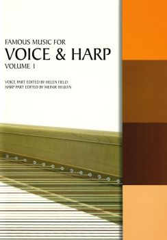 Famous Music for Voice & Harp Volume 1