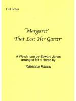 Margaret That Lost Her Garter - Welsh Tune by Edwards Jones