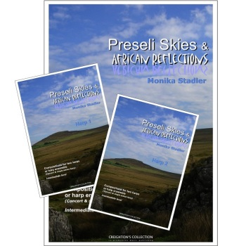 Preseli Skies & African Reflections - Monika Stadler
