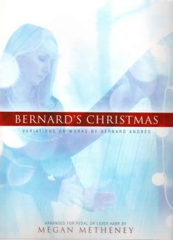 Bernard's Christmas - arranged by Megan Metheney