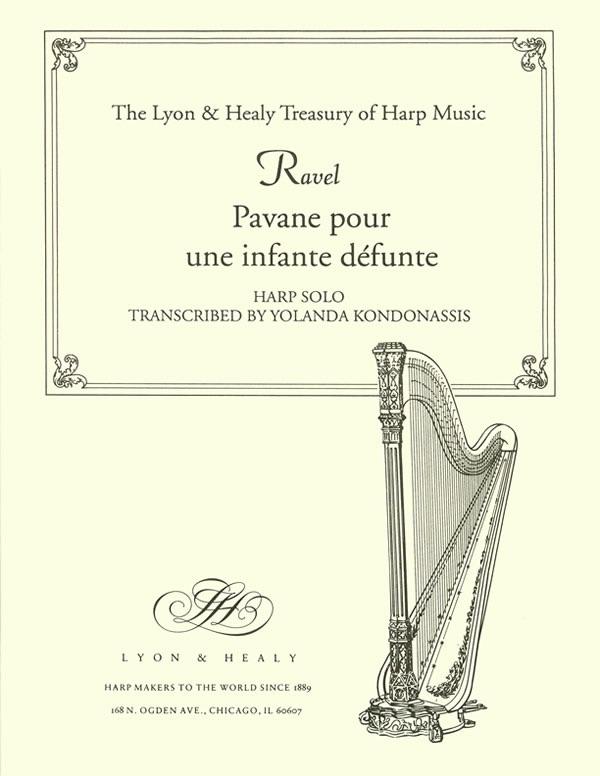 Pavane pour une Infante Défunte - Ravel