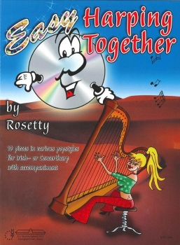 Easy Harping Together - Rosetty