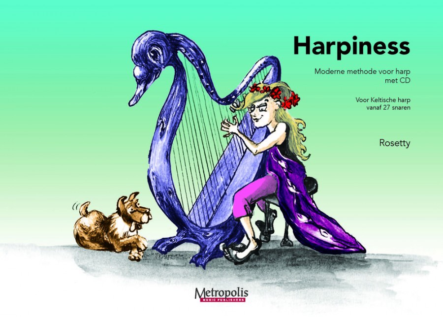 Harpiness - Rosetty