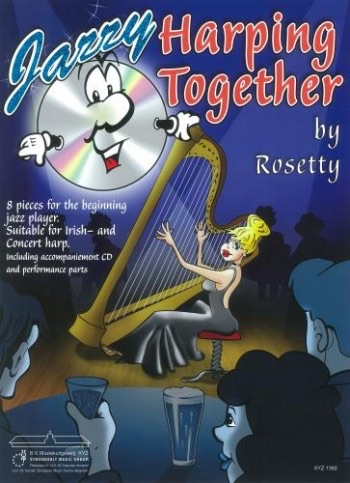 Jazzy Harping Together - Rosetty