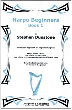 Harpo Beginners Book 1 - Stephen Dunstone
