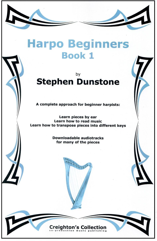 Harpo Beginners Book 1 - Stephen Dunstone