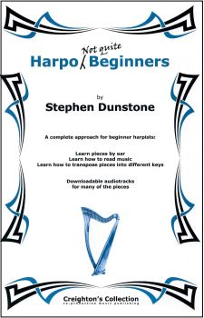 "Harpo ""Not Quite"" Beginners - Stephen Dunstone"