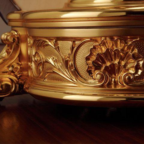 Salvi Iris Gold