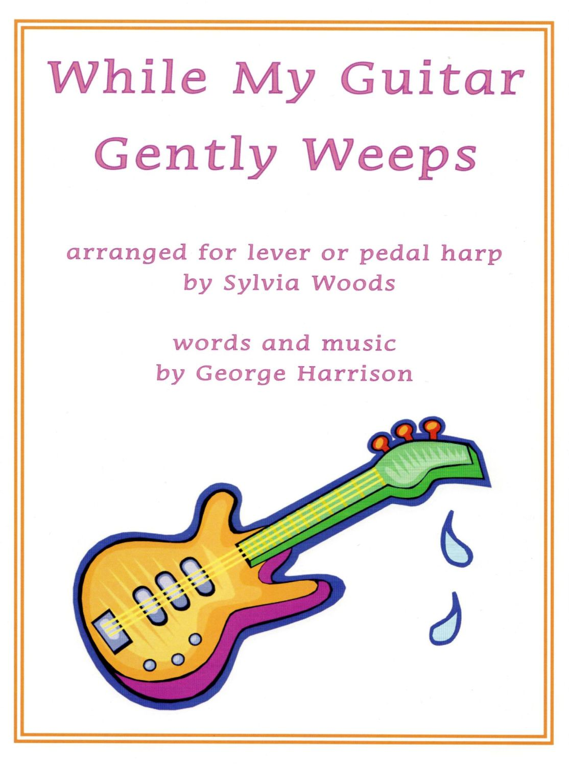 While My Guitar Gently Weeps - George Harrison