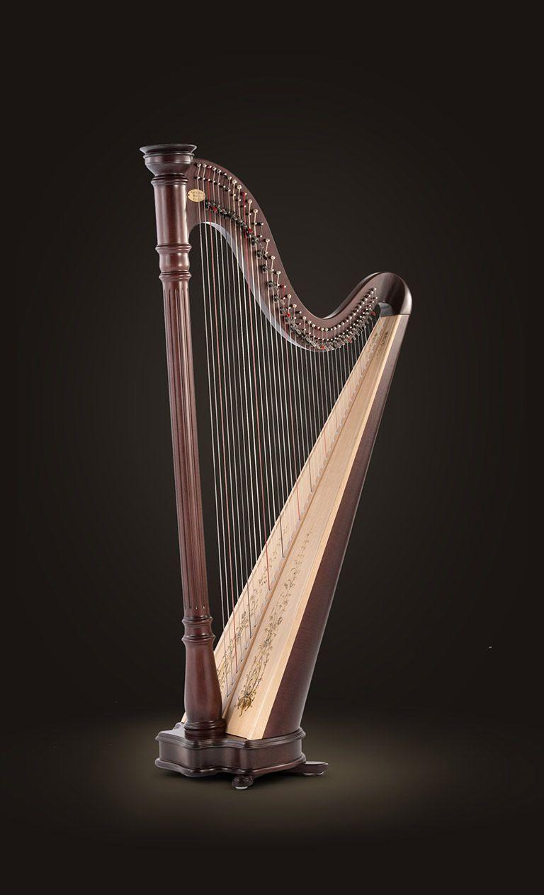 Lyon & Healy Lever Harps