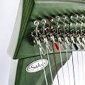Grade Six Lever Harp