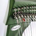Grade Seven Lever Harp