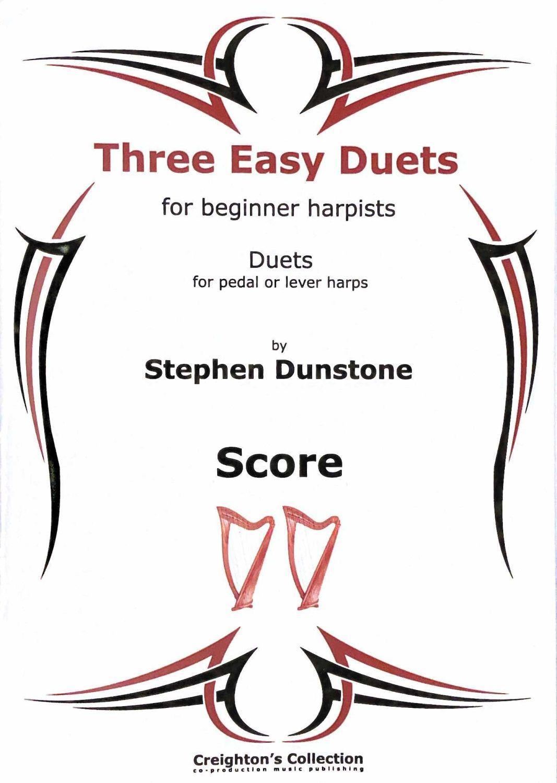 Three Easy Duets - Stephen Dunstone