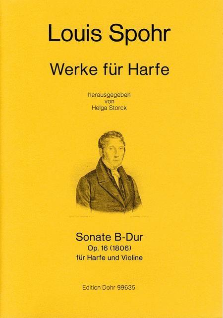 Sonate B-Dur Op.16 (1806) - Louis Spohr