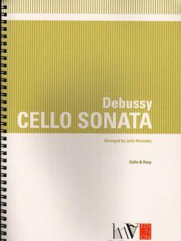 Cello Sonata for Cello & Harp - Debussy