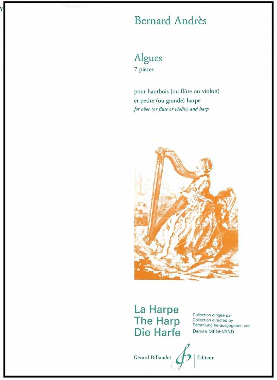 Algues - Bernard Andres
