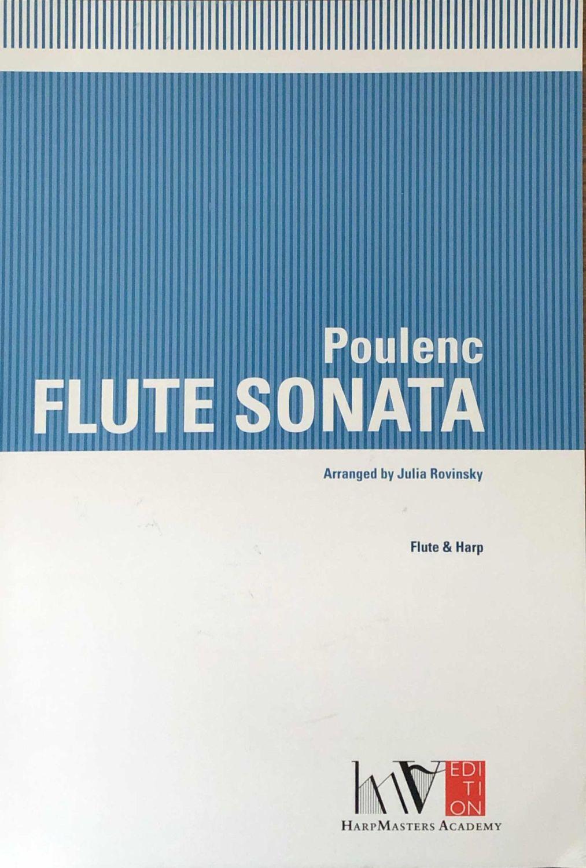 Flute Sonata - Francis Poulenc