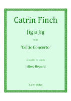 Jig & Jig from Celtic Concerto - Catrin Finch