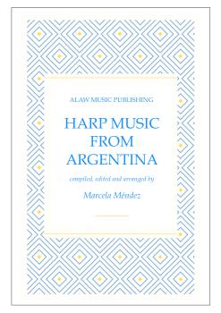 Harp Music from Argentina - Marcela Mendez