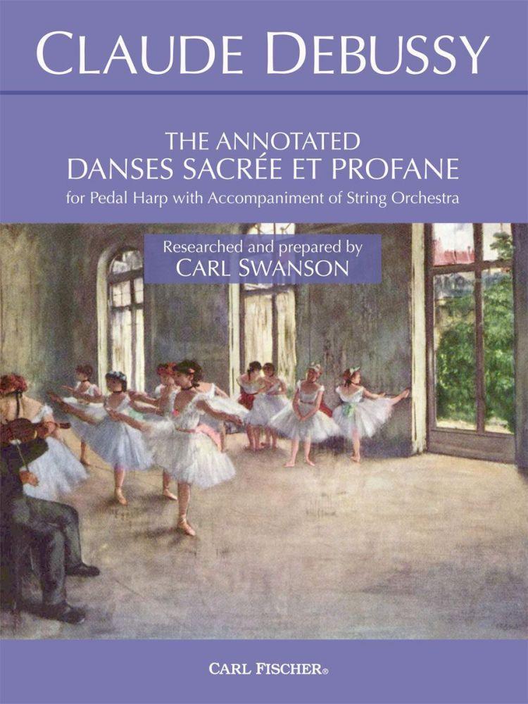 Danses Sacree et Profane - Claude Debussy