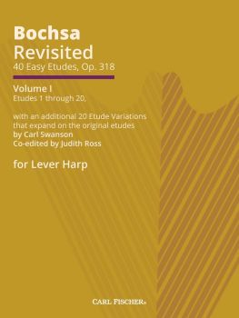 Bochsa Revisited - for Lever Harp - Carl Swanson and Judith Ross