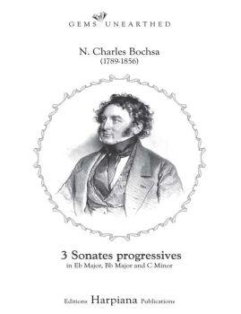 Three Progressive Sonatas - N. C. Bochsa