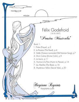 Pensées Musicales Book I - Felix Godefroid