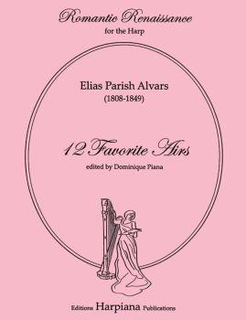 12 Favorite Airs - Parish Alvars