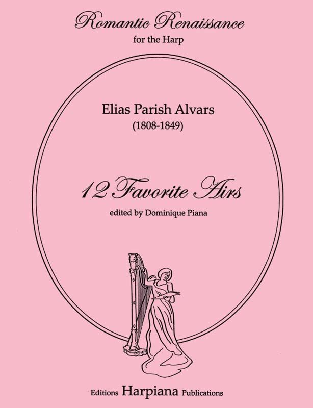 12 Favorite Airs - Parish Alvars