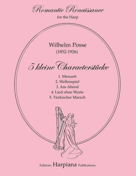 5 Kleine Characterstucke - Wilhelm Posse
