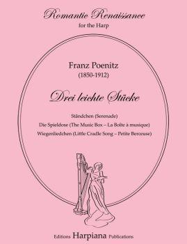 Drei Leichte Stucke - Franz Poenitz