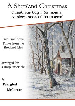 A Shetland Christmas - 3 Harps - Fearghal McCartan (Digital)