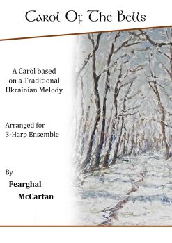 Carol of the Bells - 3 Harps - Fearghal McCartan (Digital)