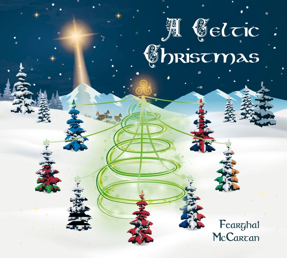 A Celtic Christmas - Fearghal McCartan CD (Digital Download)