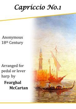 Capriccio No.1  - Anon- arr. Fearghal McCartan (Digital)