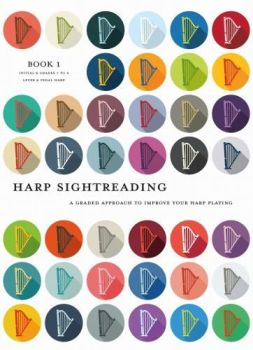 Harp Sightreading Book 1 by Stewart Green