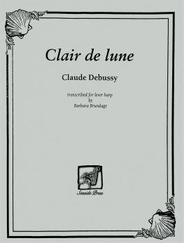 Clair de Lune - Claude Debussy arr. Barbara Brundage