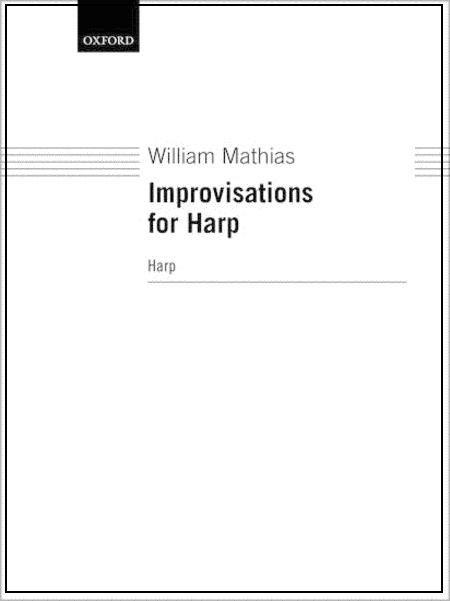 Improvisations for Harp - W. Mathias