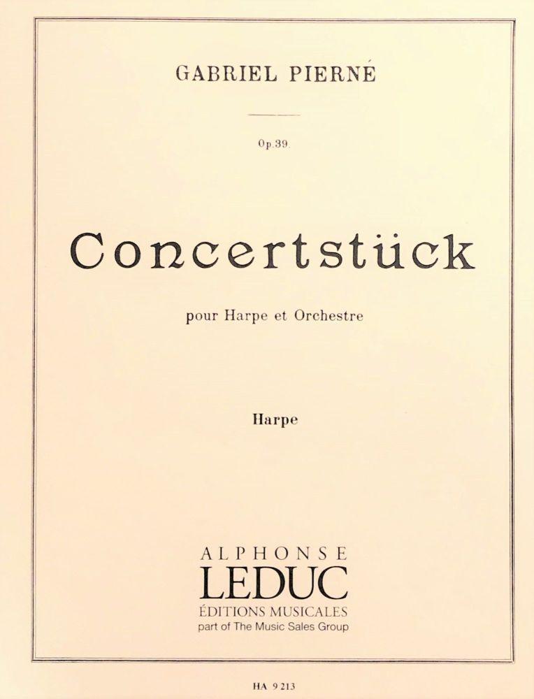Concertstuck Op.39 - Pierne