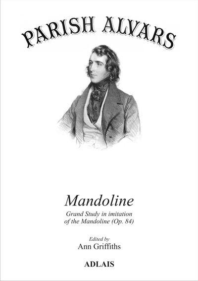 Mandoline Op. 84 - Parish Alvars