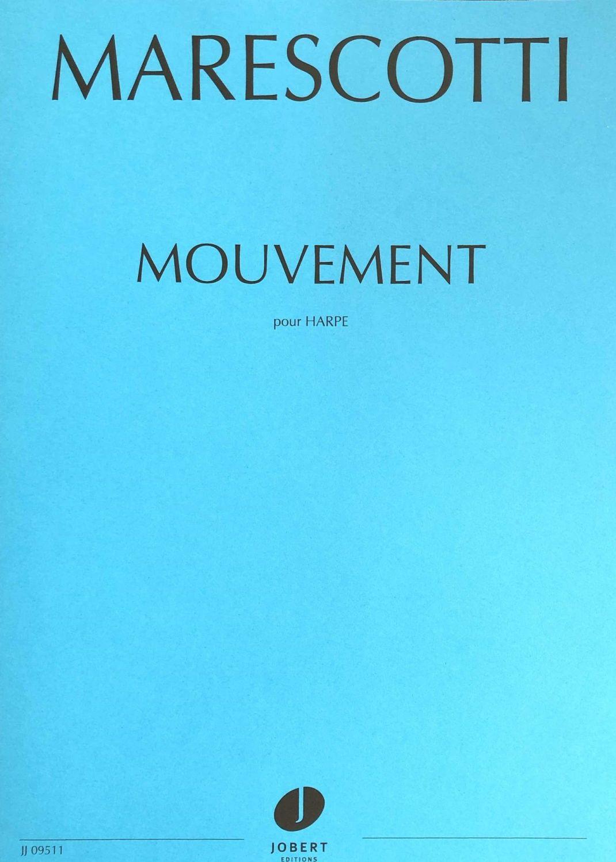 Marescotti - Mouvement Pour Harpe