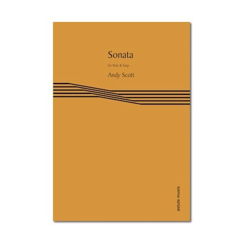 Sonata for Flute & Harp - Andy Scott (Digital)