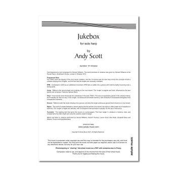 Jukebox - Andy Scott (Digital Download)