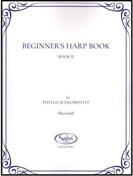 Beginner's Harp Book 2 - Schlomovitz