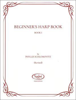 Beginner's Harp Book (Book 1) - P. Schlomovitz