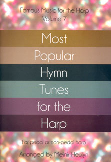 Most Popular Hymn Tunes for the Harp: M. Heulyn