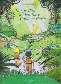 Harpe D'or: The Golden Harp - D. Bouchaud