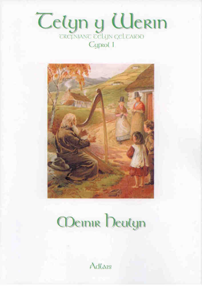 Telyn y Werin: Book 1 - Meinir Heulyn