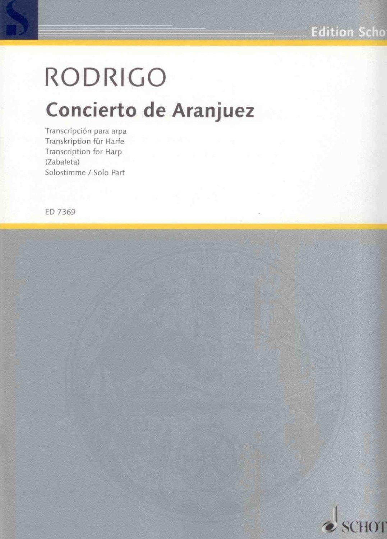 Concierto de Aranjuez - Rodrigo, G