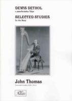 Dewis Dethol o Ymarferiadau Telyn - John Thomas